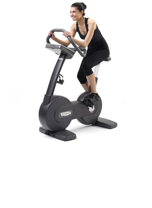 Cycling has never been more fun and revolutionary with Technogym's Bike Forma.