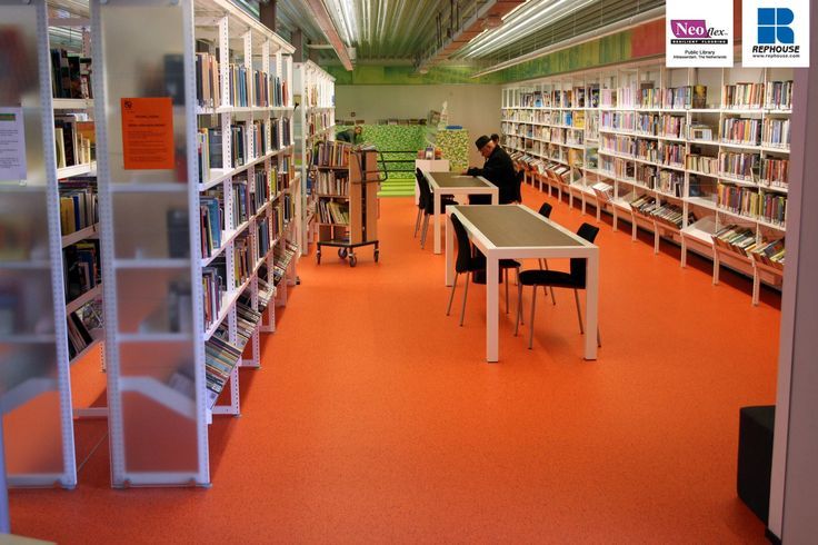 Commercial rubber floors have noise reduction properties, creating a more pleasant atmosphere in your spaces.