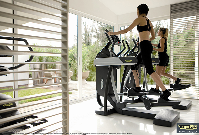 women using Technogym's state of the art Artis line