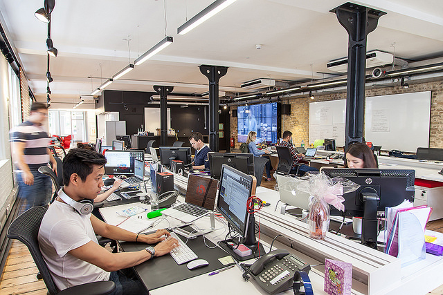 Beats Office, Clerkenwell, London