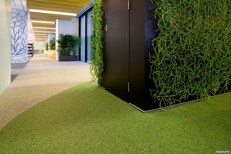 Investa Offices, Sydney, Australia with Neoflex 600 series flooring