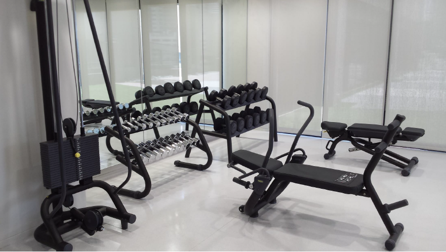 Technogym equipment are one of the best in the world