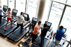 Innovative Technogym treadmills that ensure the perfect workout