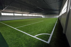 Sparta also features the modern and top of the line pitch from Limonta.