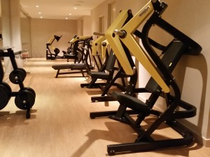 Technogym's tried-and-tested equipment for strength training.