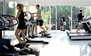 A short round on the treadmill can help loosen up those muscles.