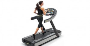 Technogym's Run Now professional treadmill is the perfect cardio equipment for those who want to burn fast.
