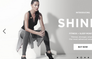 The Shine Flash equipment is a stylish alternative to gym trackers.