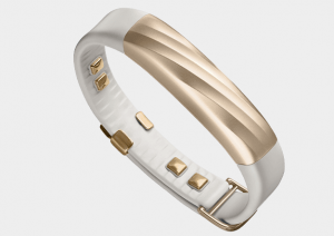 The Jawbone provides features that allow users to identify how much calories a person should burn.