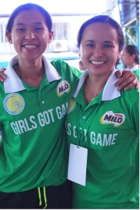 Founders of Girls Got Game Philippines, Inc.