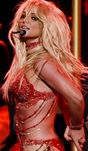 Spin class helps Britney Spears maintain her bombshell figure